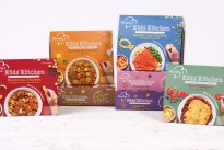 Kirsty's Kid's Kitchen – the first ever UK launch of free from dairy, wheat and gluten chilled ready meals for kids