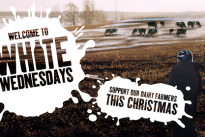 Consumers asked to support 'Farmer Christmas' with launch of Arla's White Wednesdays Campaign