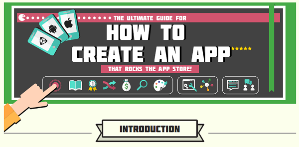 how to create an app on the app store