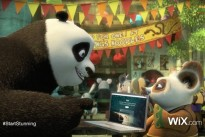 Wix.com announces creative direction for #StartStunning Super Bowl Campaign featuring DreamWorks Animation's Kung Fu Panda 3