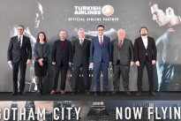 "Turkish Airlines offers fans a ""Flight"" into the World of ""Batman v Superman: Dawn of Justice"""