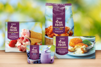 Tesco 'Free From' range starts 2016 with new look and feel developed by Coley Porter Bell