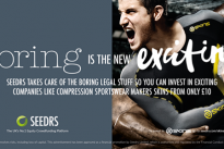 Seedrs launches first out of home campaign