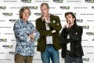 Watch : Have you got a name for the new show from Clarkson, May and Hammond?