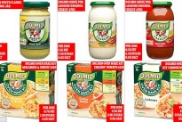 """FMCG : A warning …  """"Don't eat our pasta sauce more than once a week"""""""