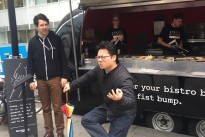 Braintree's #AcceptAnything food truck