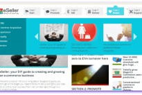 New Websites : Welcome to the new look eSeller – the living eBook!
