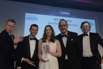 UK Ecommerce Personalisation Software wins European IT & Software Excellence Award for 'SaaS Solution of the Year'.