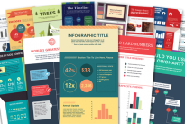 "B2B Marketers : Still looking for results? ""Businesses that publish infographics grow their traffic by an average of 12%"""