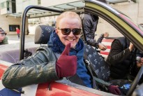 Top Gear / Re-launch of a TV show .. an interactive guide to the team