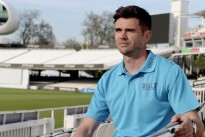 Brut Sport Style unveils England cricketing great, Jimmy Anderson, as Ambassador