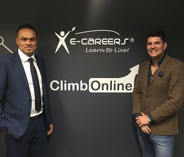 Climb Online to share secret to digital success in new e-learning experience