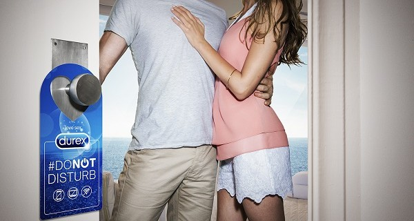 Durex launches #DoNotDisturb digital detox social experiment to investigate if tech is ruining couples' holiday sex