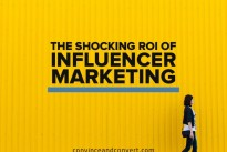 """Influencer marketing yields ROI as much as 11X that of online display ads"""