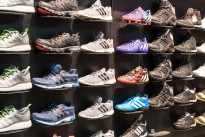 Adidas Sports and a sneaker made from recycled ocean waste / Fiona Wyatt, Talking Men's Shoes