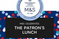 M&S Patron's Lunch / A celebration of The Queen's patronage of over 600 organisations and her 90th birthday