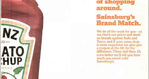 Sainsbury's ad account – will it move? / via MAA