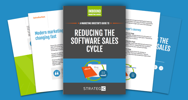 [eBook] How to reduce the B2B software sales cycle with inbound marketing