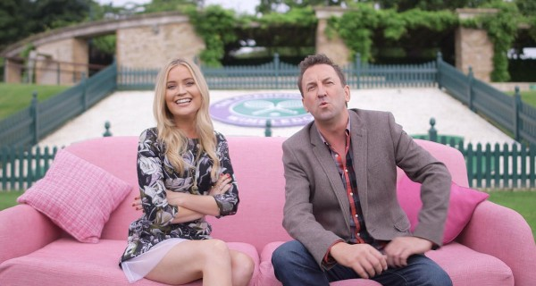 MEC Wavemaker and evian get fans talking with the daily return of #wimblewatch