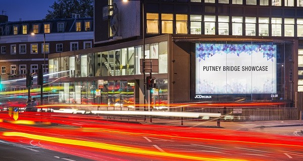 JCDecaux expands The South West Network with launch of Putney Bridge Showcase