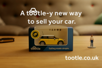 Phone Call – Stop-motion car chase / tootle.co.uk
