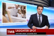 """A Toothpaste Laughter Spot … """"With no more customer complaints, the CEO felt the £8 million was well spent"""""""