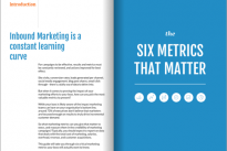 This guide will take you through six critical marketing metrics your boss will actually want to know