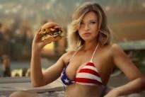 Banned Superbowl commercials … Carls Jr, Skittles etc. / NSFW