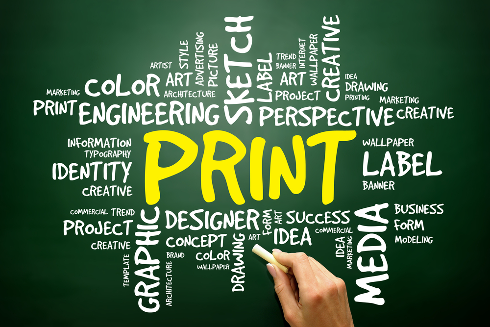 marketing print ad Print is still a top-of-funnel medium what continues to make print ads valuable is the (nearly) undivided attention that readers give to magazine and newspaper content, rather than multitasking like they do when consuming digital content.