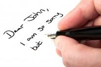 "Laughter Spot : ""A ""Dear John"" letter from her boyfriend back home"""