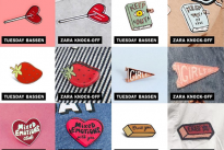 Stolen Art Blunder : Major fashion label Zara has been 'stealing' these designs
