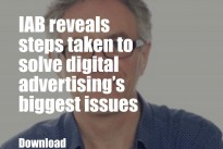 Update about tackling the 5 biggest issues facing digital advertising