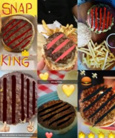 3 very successful Snapchat promotions … H&M, Burger King, Mondelez
