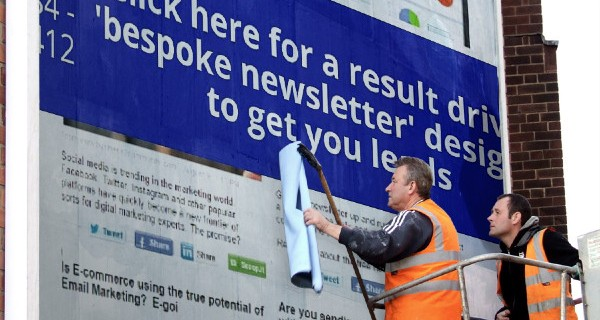 New : Your own bespoke newsletter designed to get you quality leads
