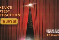 Daring adverts draw audiences into The Lion's Den