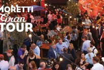 The Moretti Gran Tour was in full swing at Big Feastival / @agencyspace