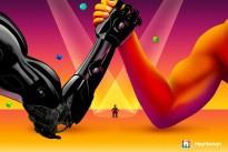 Space, robots & keeping the human in the machine / Dan Machen