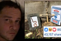 PR Blunders : This bloke found a worm his Tesco cucumber and his hilarious funeral for it has gone viral