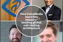 NewVoiceMedia launches industry-leading global call routing architecture to optimise contact centre management and customer experience