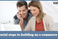 4 crucial steps in building an e-commerce site – remember digital commerce is not the future, it's the present