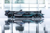 Brand Union: Visual identity for Jaguar's official formula e launch