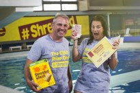 McCann London and Shredded Wheat give consumers chance to 'Shred Life' and win £150 in diving competition