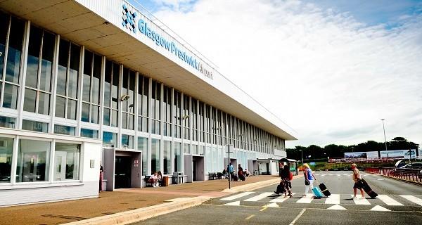 Primesight expands airport portfolio with Glasgow Prestwick Airport