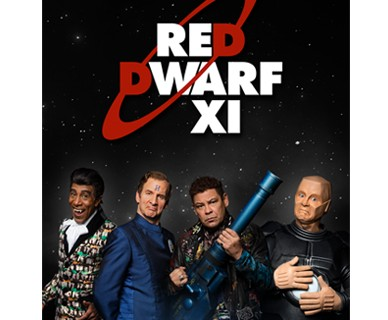 UKTV appoints Matrix for first official Red Dwarf merchandise in 10 Years as new series launches
