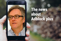"""Adblock Plus, who spent years as the consumer champion squashing adverts – now sell ads!"