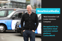 NewVoiceMedia named 'Most Innovative Call Centre Solutions Company' in 2016 Technology Awards