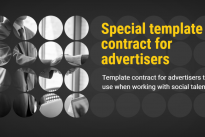 ISBA Launches the first ever contract for advertisers to use when working with social talents