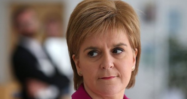 "Scotland is a bigger economic basket case than Greece …. ""A fiscal deficit of £14.8billion headache for Nicola"""