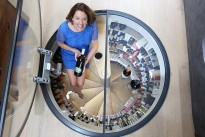A £40,000 wine cellar buried under your sitting room