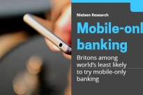 Research : Britons among world's least likely to try mobile-only banking
